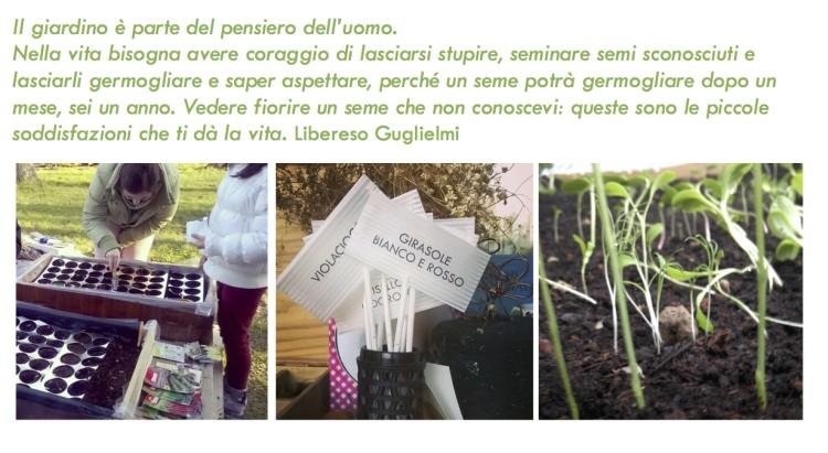 10 aprile semina piante
