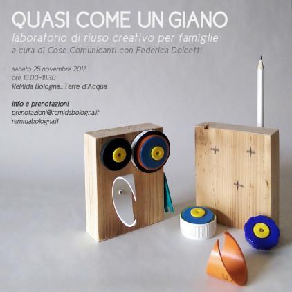 QuasiComeUnGiano_cover